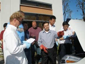 Cleantech Institute- Nissan Leaf