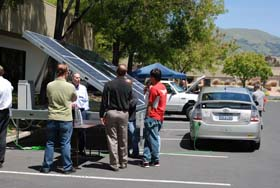 Clean Tech Institute - PV-EV Showcase