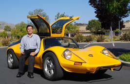 Lloyd Tran- AMP TRAN Electric Car